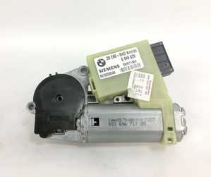 BMW E60 5-Series E65 E66 Power Moonroof Sunroof Motor Gear Drive 2002-2010 OEM