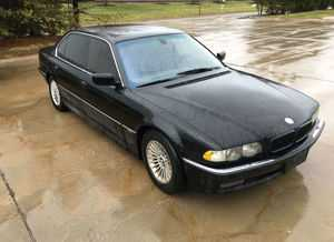 2001 BMW E38 740iL Parts Car