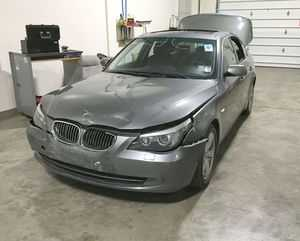 2008 BMW E60 528xi Parts Car